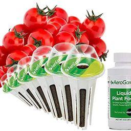 AeroGarden Red Heirloom Cherry Tomato Seed Kit (6-pod) | Amazon (US)