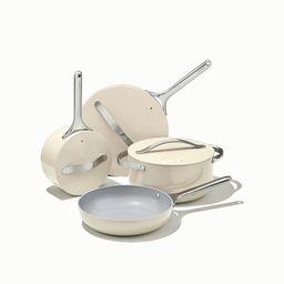 Caraway Non–Toxic Cookware & Storage Set - Cream   West Elm (US)