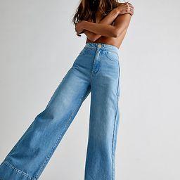 Talia Trouser Jeans   Free People (US)