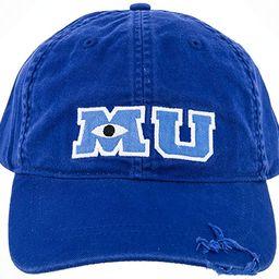 Concept One Disney's Pixar Monsters University Adjustable Ball Hat, Blue, One Size | Amazon (US)