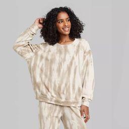 Women's Oversized Sweatshirt - Wild Fable™ | Target