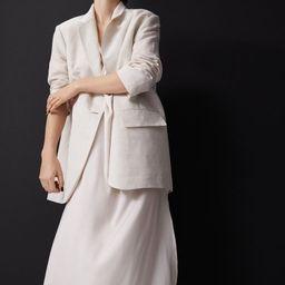 Satin slip dress   H&M (UK, IE, MY, IN, SG, PH, TW, HK, KR)