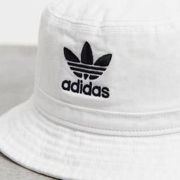 adidas Originals unisex washed bucket hat   ASOS (Global)