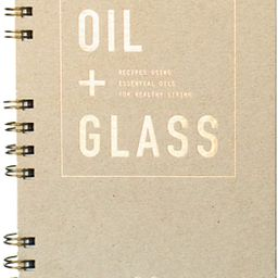 Oil + Glass Recipe Book | Amazon (US)