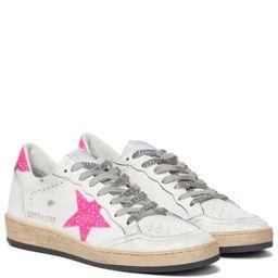 Ball Star leather sneakers   Mytheresa (US)