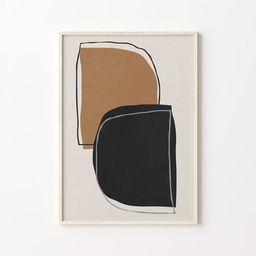 Abstract Print, Minimal Prints, Living Room Printable Art, Boho Wall Art, Bedroom Decor, Large Sh...   Etsy (US)