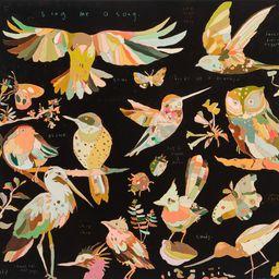 No Sparrows   Artfully Walls