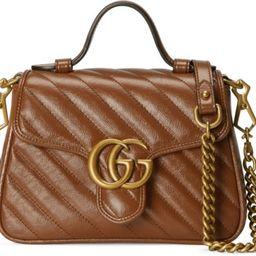 GG Marmont mini top handle bag                         $ 2,190                                 ... | Gucci (US)