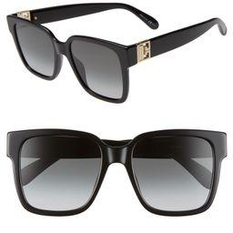 53mm Square Sunglasses | Nordstrom