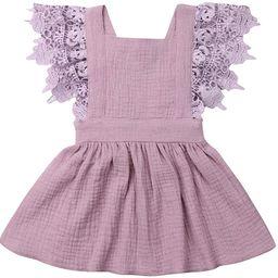 Toddler Linen Dress | Amazon (US)