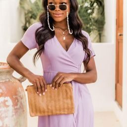A Magnificent Night Purple Maxi Dress | The Pink Lily Boutique