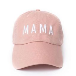 Dusty Rose Mama Hat   Rey to Z