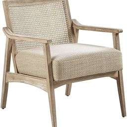 INK+IVY Kelly Accent Chair, Light Brown | Amazon (US)