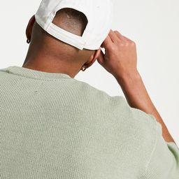 ASOS DESIGN baseball cap in white canvas   ASOS (Global)