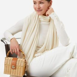 Robyn Wicker Box Bag | J.McLaughlin