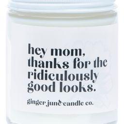Ginger June Candle Co Hey Mom, Thanks Large Jar Candle   Nordstrom   Nordstrom