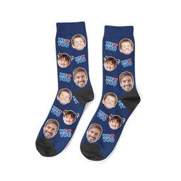 Mother's Day Socks Family Socks Custom Face Socks Best   Etsy   Etsy (US)