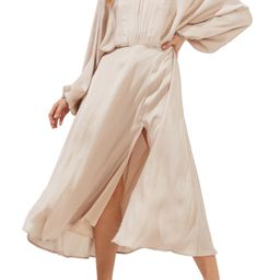 Long Dolman Sleeve Dress | Nordstrom