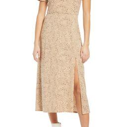 Alexa Short Sleeve Midi Dress | Nordstrom