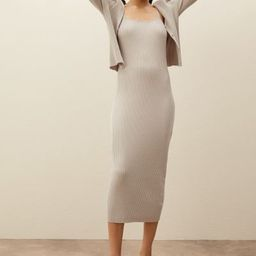 Ribbed Dress | H&M (US)