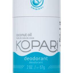 Natural Coconut Original Deodorant | Nordstrom