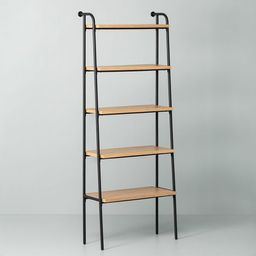 Wood & Wire Ladder Bookshelf - Hearth & Hand™ with Magnolia | Target