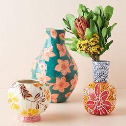 Zahara Vase   Anthropologie (US)