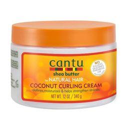 Cantu Coconut Curling Cream - 12 fl oz   Target