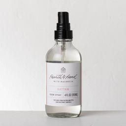 4 fl oz Rattan Refresher Room Spray - Hearth & Hand™ with Magnolia | Target