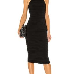 Nookie Rose Midi in Black from Revolve.com | Revolve Clothing (Global)