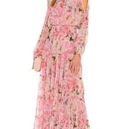 MISA Los Angeles X REVOLVE Anya Dress in Taza Floral from Revolve.com | Revolve Clothing (Global)