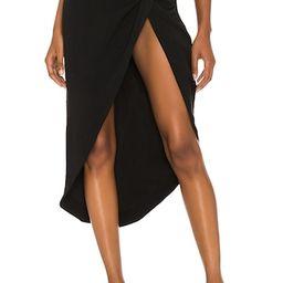 NBD Kayla Skirt in Black from Revolve.com | Revolve Clothing (Global)