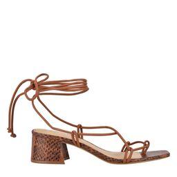 Jacinda Block Heel Strappy Sandal   Marc Fisher