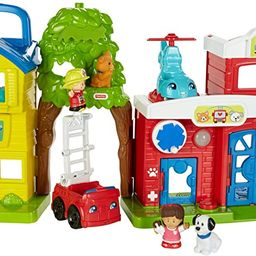 Fisher-Price Little People Animal Rescue | Amazon (US)