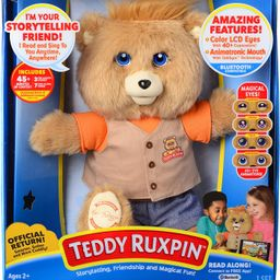 Teddy Ruxpin - Official Return of the Storytime and Magical Bear | Amazon (US)