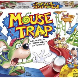 Hasbro Gaming Mouse Trap Board Game For Kids Ages 6 and Up (Amazon Exclusive) | Amazon (US)