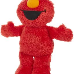 Sesame Street Little Laughs Tickle Me Elmo, Talking, Laughing 10-Inch Plush Toy for Toddlers, Kid... | Amazon (US)