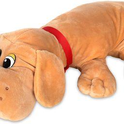 "Basic Fun Pound Puppies Classic Stuffed Animal Plush Toy - Great Gift for Girls & Boys - 17"" - Be... | Amazon (US)"