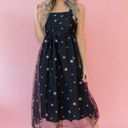 STARRY STARRY NIGHT DRESS | Nostalchicks