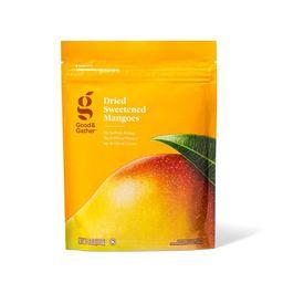 Dried Sweetened Mangos - 6oz - Good & Gather™ | Target