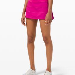Pace Rival Mid Rise Skirt   Lululemon (US)