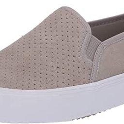 Keds Women's Double Decker Perf Suede Sneaker | Amazon (US)