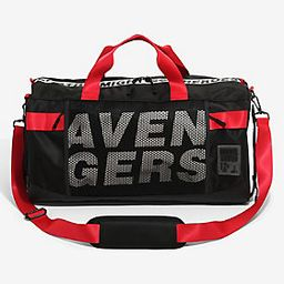 Marvel Avengers Colorblock Duffel Bag - BoxLunch Exclusive | BoxLunch