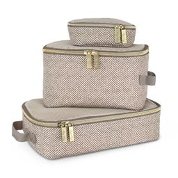 Itzy Ritzy Pack Like A Boss Packing Cubes   Target