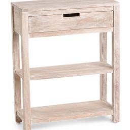 Solid Acacia Wood Accent Table | TJ Maxx