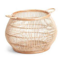 Large Rattan Belly Basket | TJ Maxx