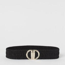 Elastic Waist Belt   H&M (US)
