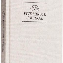 The Five Minute Journal: A Happier You in 5 Minutes a Day | Original Creator of The Five Minute J... | Amazon (US)