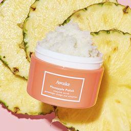 pineapple polish enzyme scrub | tarte cosmetics