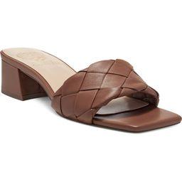 Semtera Block Heel Slide Sandal   Nordstrom